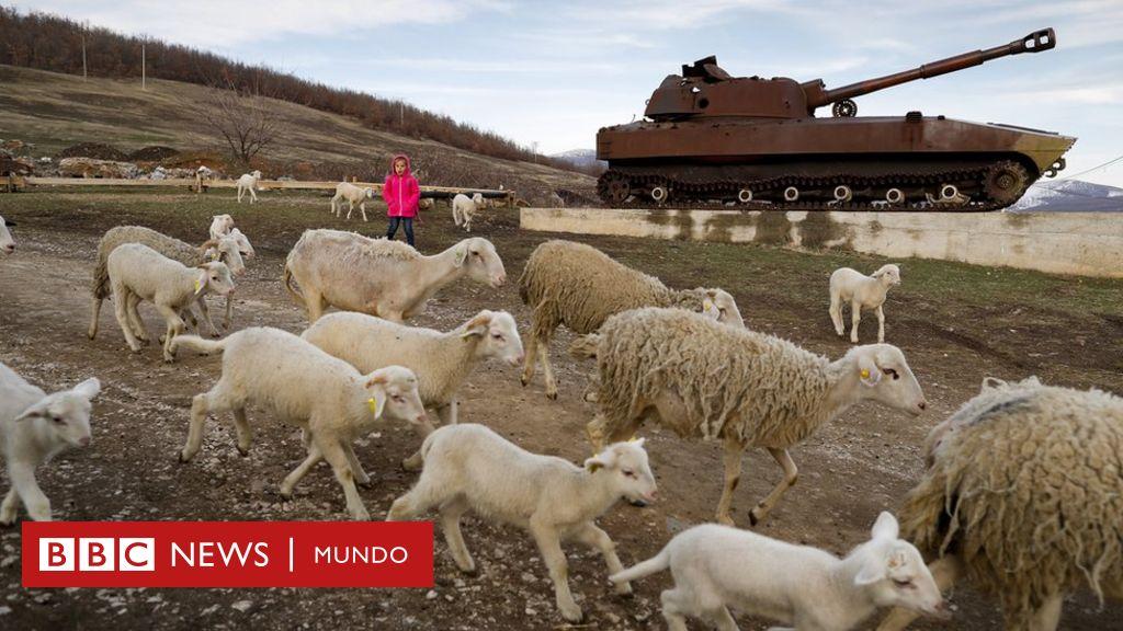 Imagen de la guerra de kosovo