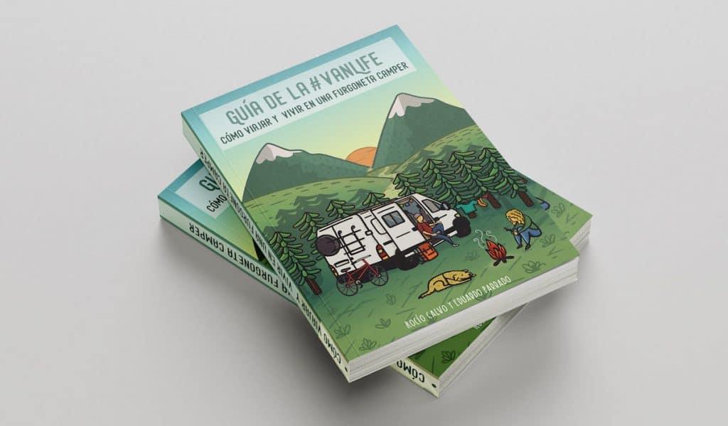 Libro Guía de la #VanLife: Cómo vivir y viajar en furgoneta camper