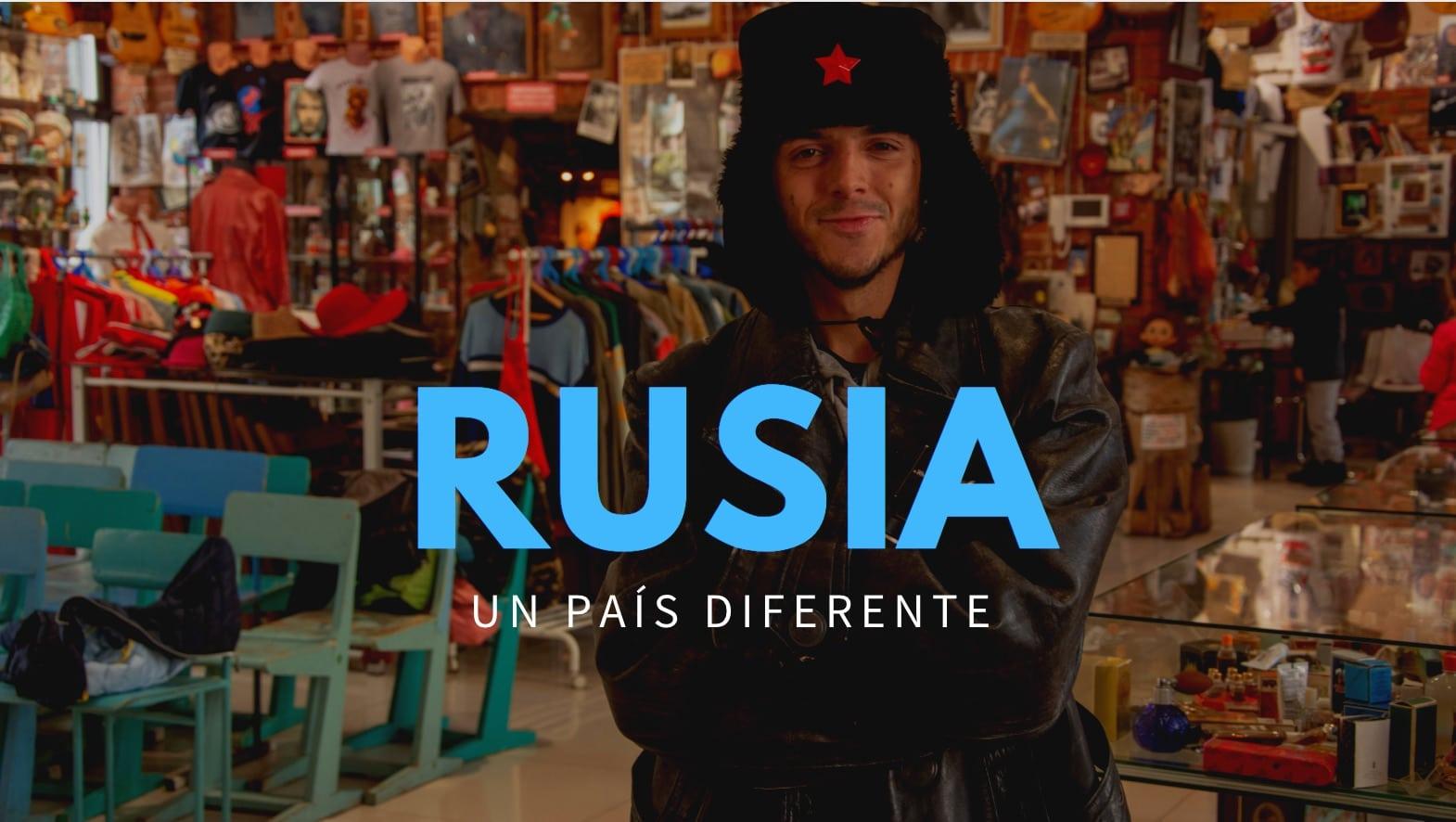 Rusia, guia de viaje