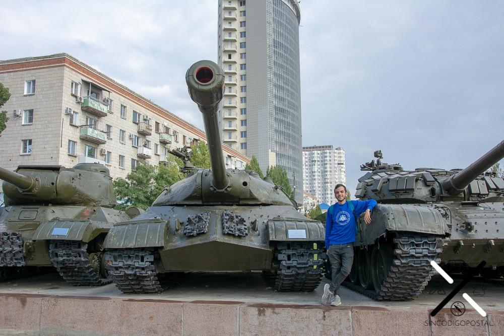 A los rusos les gusta mucho esto de jugar a las guerras