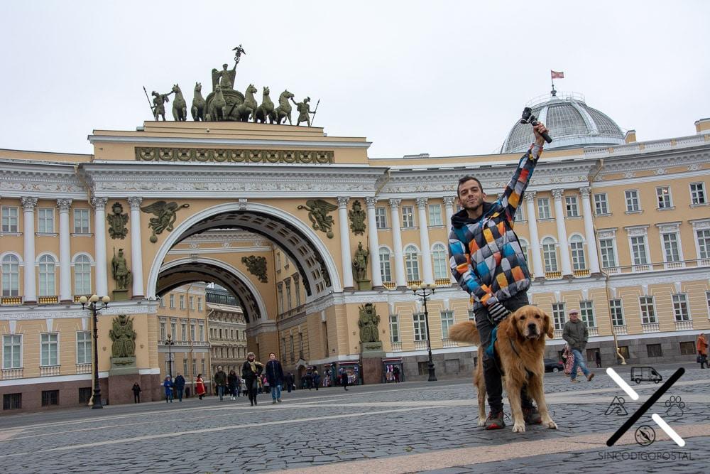 San Petesburgo se asemeja más al estilo europeo
