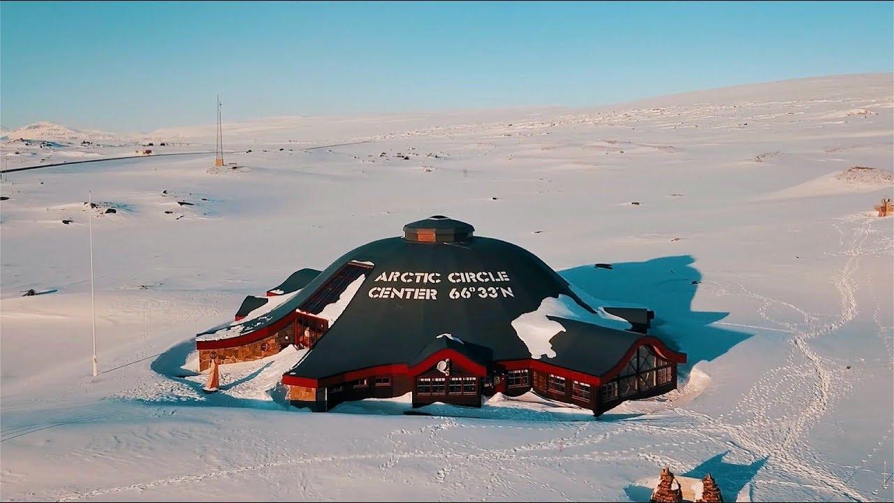 Centro del circulo Ártico