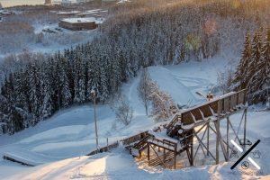 Salto de esquí de Tromso