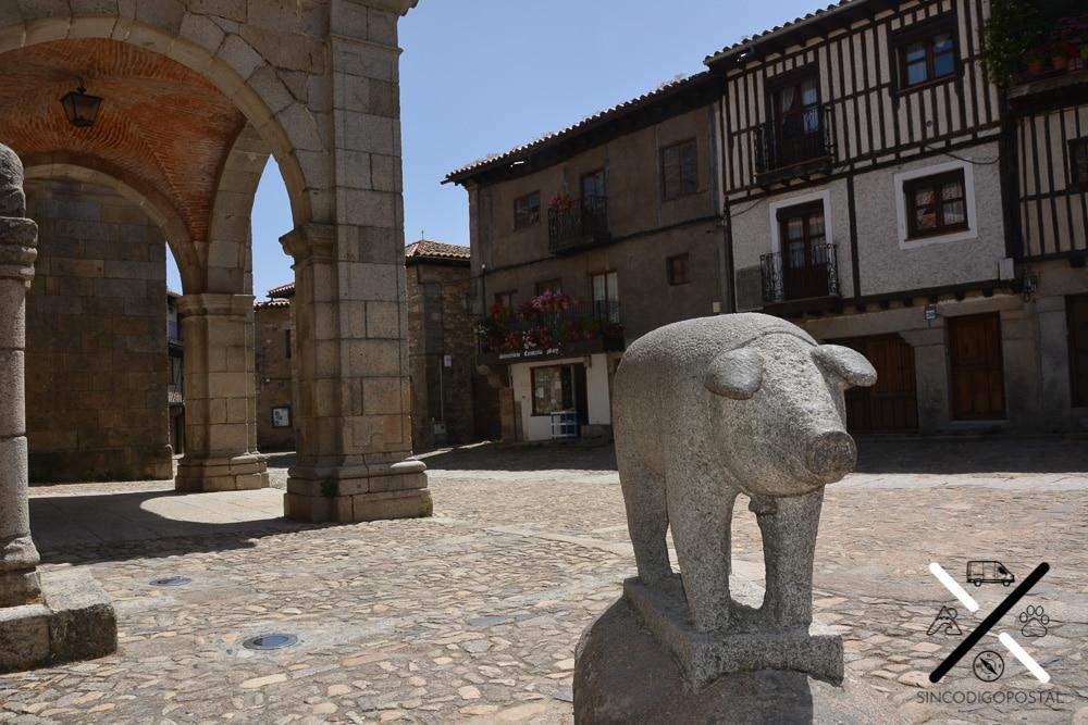 El Marrano de San Antón de La Alberca