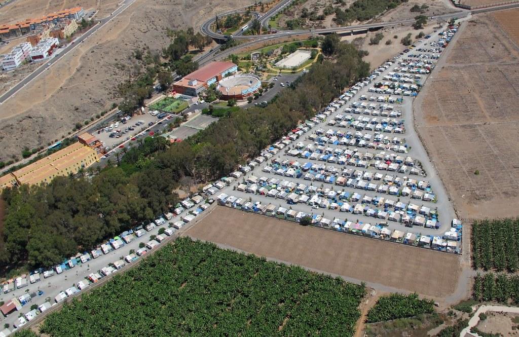 Empadronarse en un camping para vivir con nuestra furgo, autocaravana o caravana