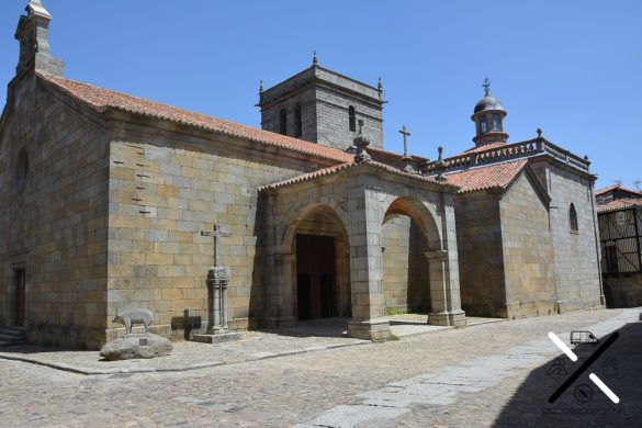 Iglesia de Nuestra Señora de la Asunción en La Alberca