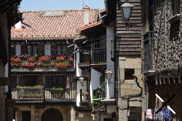 La preciosa arquitectura de La Alberca
