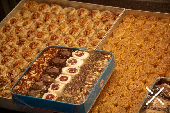 No podéis iros de Estambul sin haber probado estas delicias