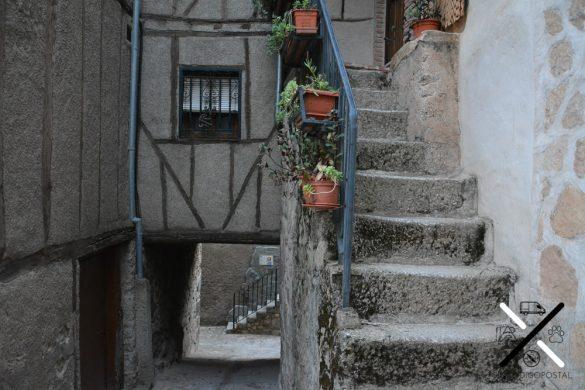 Pequeños pasadizos y fantásticos rincones en Miranda del Castañar