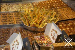 Sin duda, el dulce llamado Baklava fue nuestra perdición en Estambul