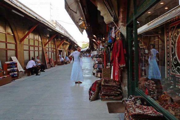 Arasta Bazaar en Turquía, un mercado menos conocido