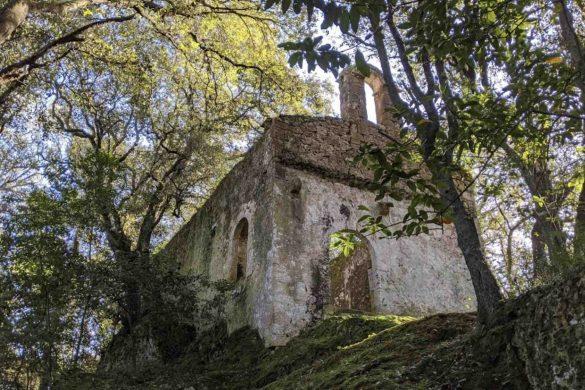 Convento de San Luis, en San Vicente de la Barquera