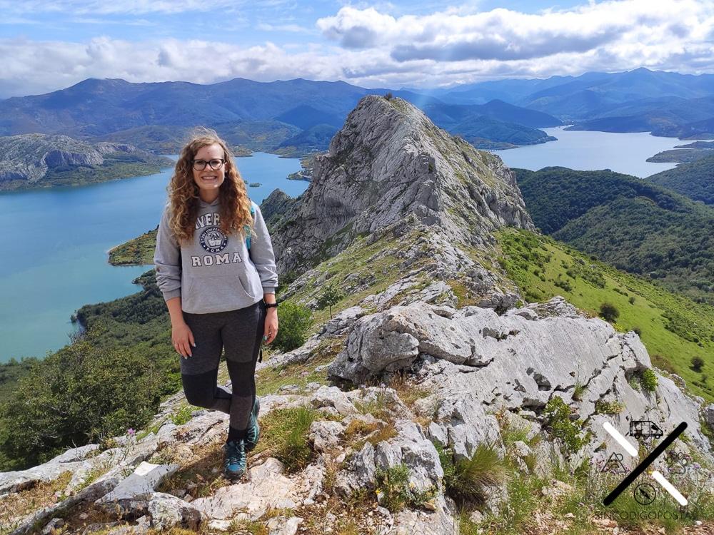 Escalando a la cima del Pico Gilbo