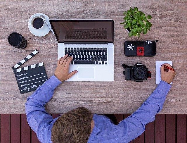 Escribe siempre sobre algo-que te guste o apasione porque deberás dedicarle mucho trabajo