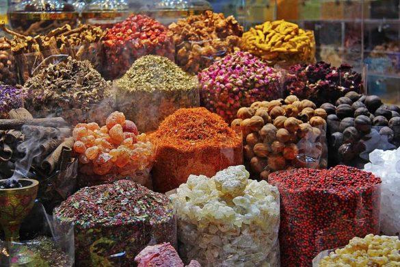 Redescubrir tipos de especia, usos y nuevos olores