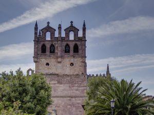 Torre de la Iglesia de Santa María de los Angeles en San Vicente Fuente-Sergio Segarra