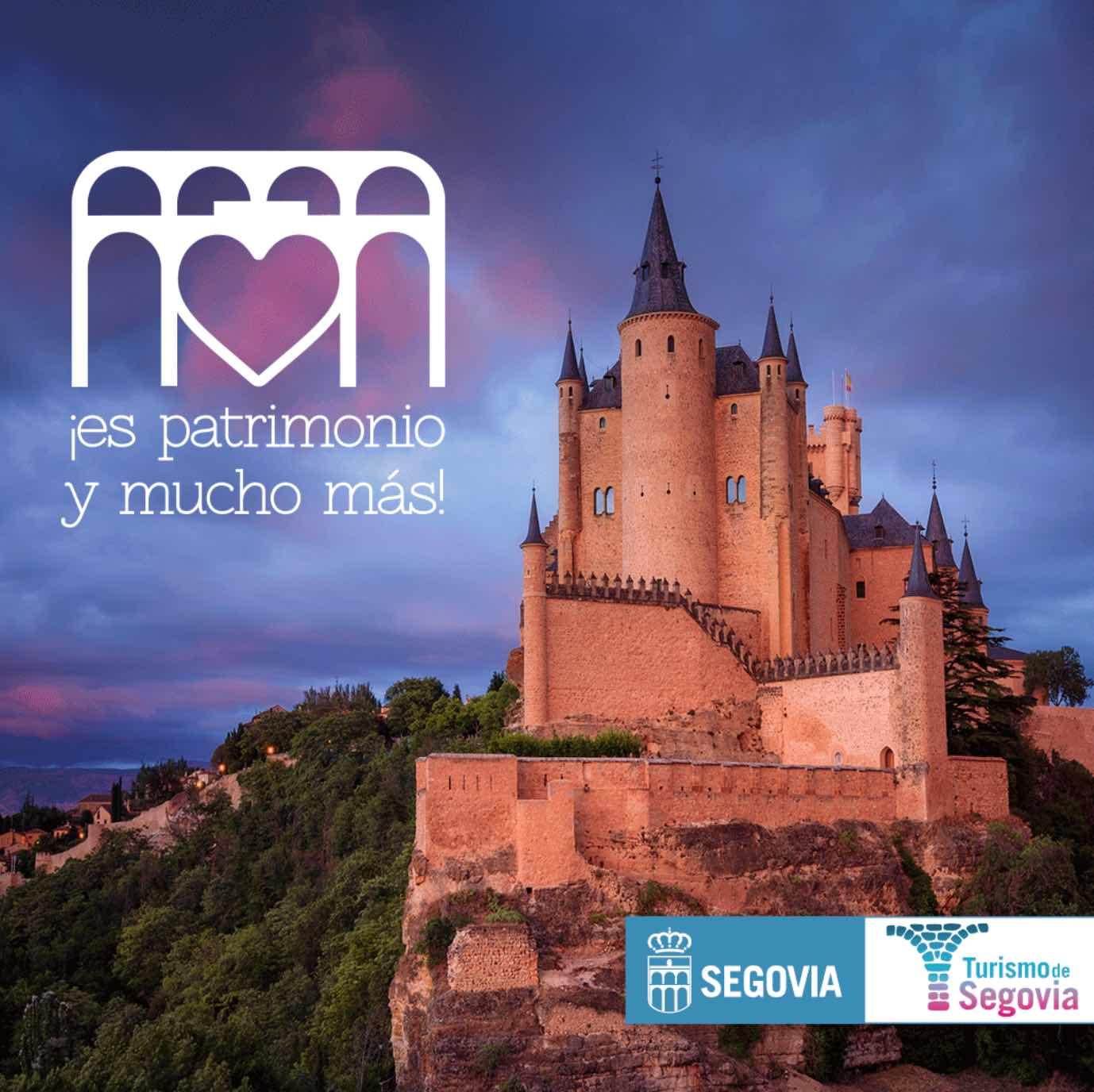 Segovia es patrimonio y mucho más