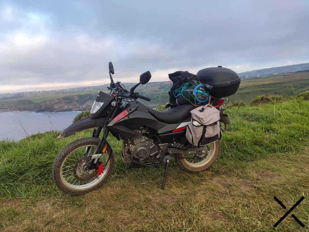 Cómo llevar las cosas en una moto