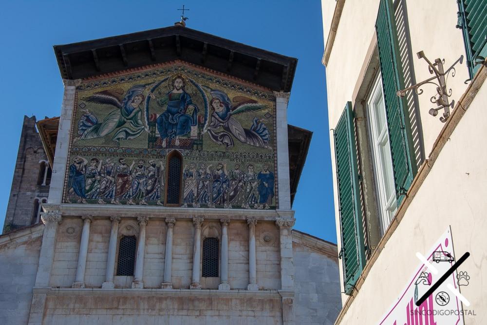 Basílica de San Frediano Lucca