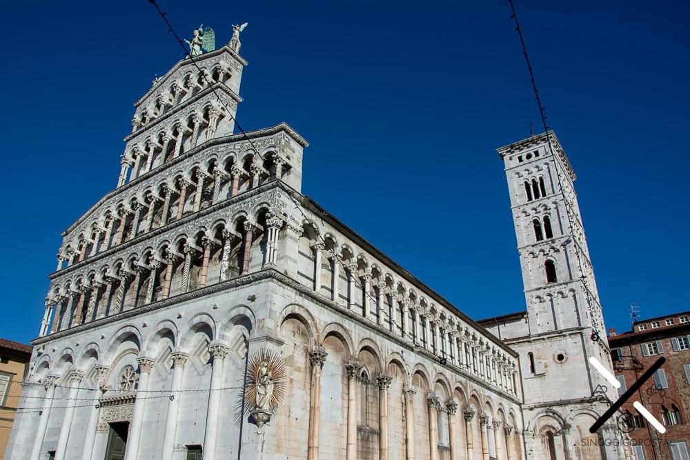 Basílica de San Miguel de Foro Lucca