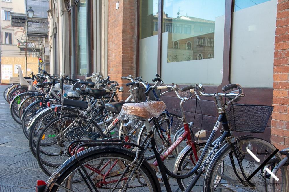 Italia en bicicleta