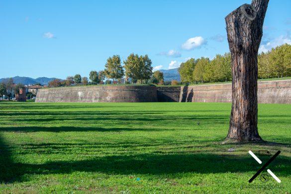 Muralla Lucca (Italia)