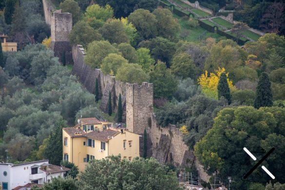Muralla de Florencia