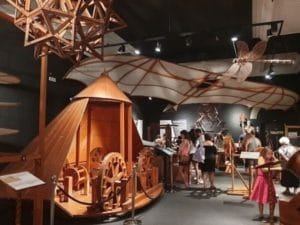 Museo Interactivo Leonardo da Vinci Florencia