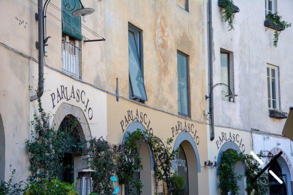 Plaza del anfiteatro Lucca