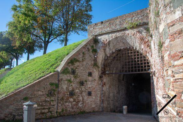Puerta Muralla Lucca