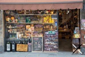 tienda gastronomía Florencia