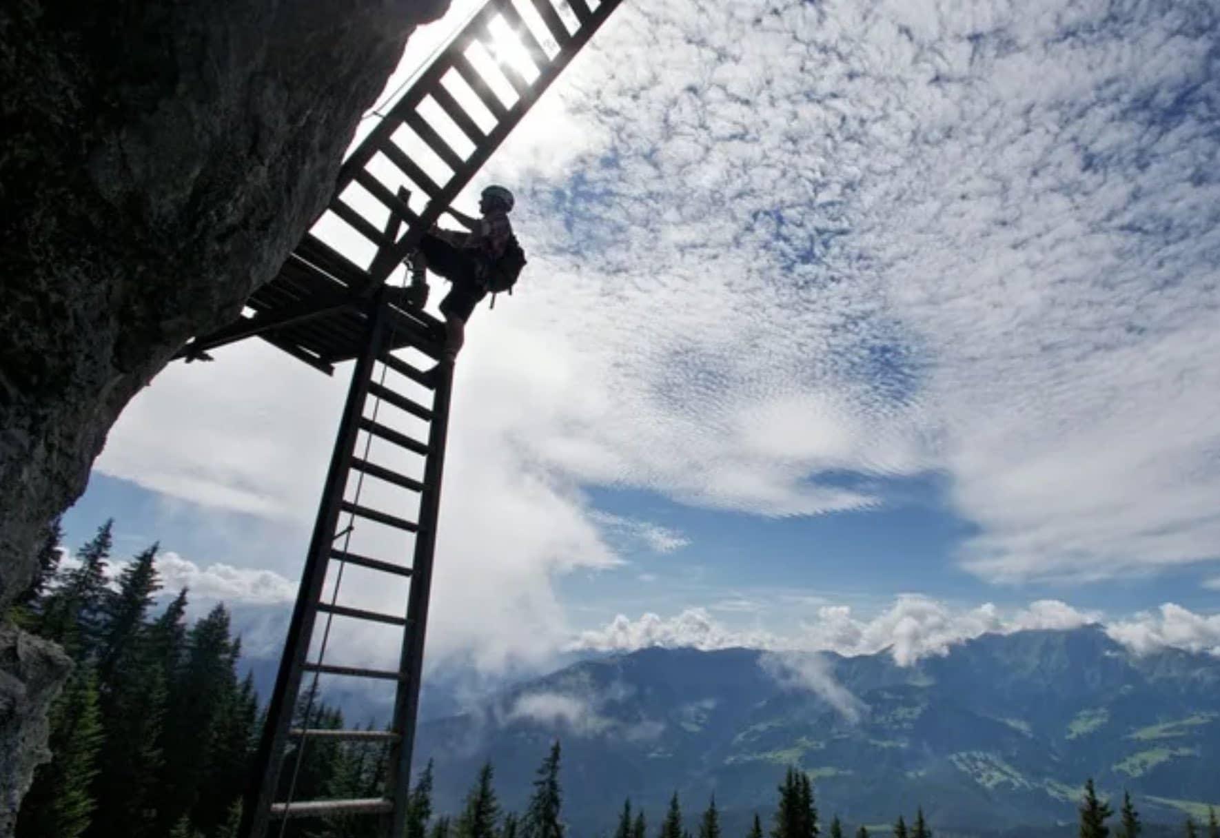 Ferrata Pinut Suiza