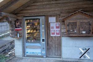 Compra de quesos tradicionales suiza
