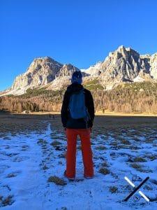 Montañas de Passo Falzarego
