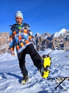 Monte Lagazuoi Piccolo Dolomitas Italia