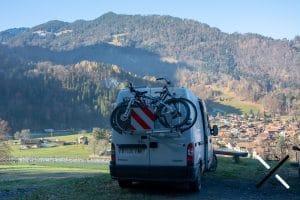 pernoctar gratis suiza camper