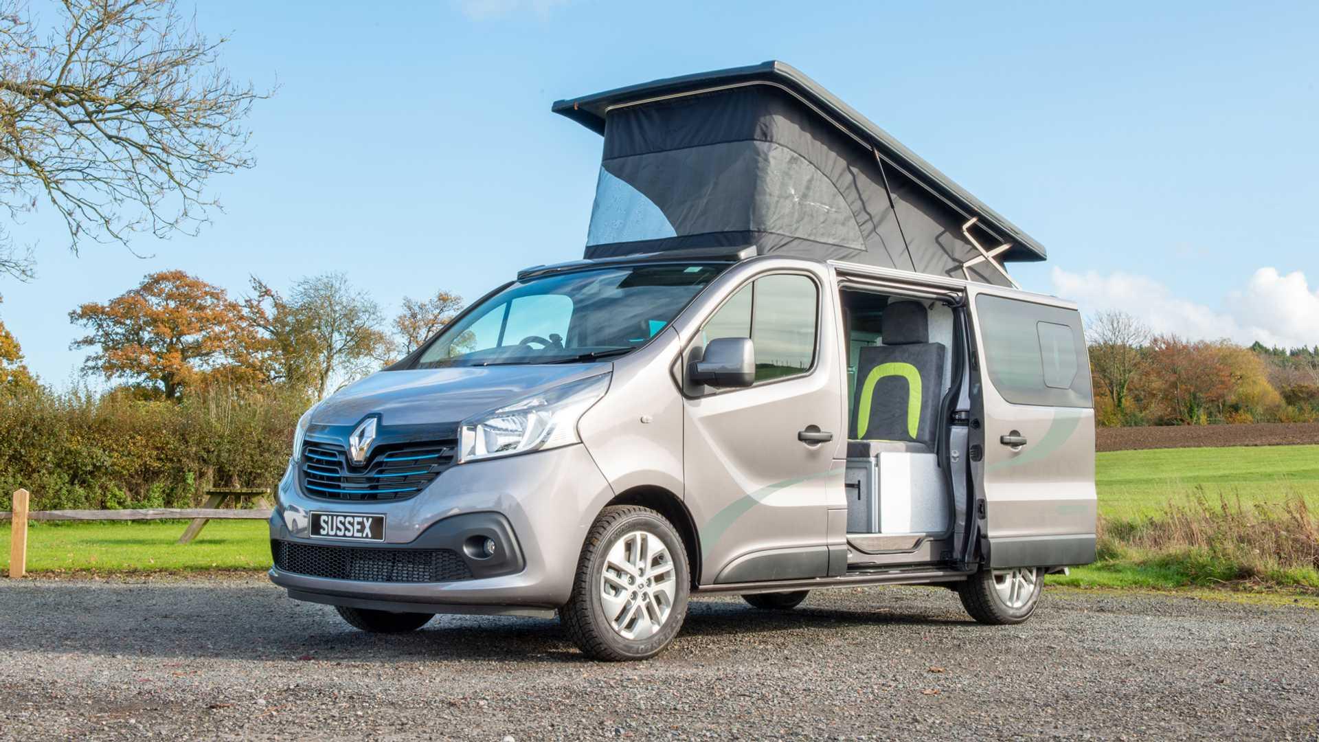 Renault Trafic versión camper