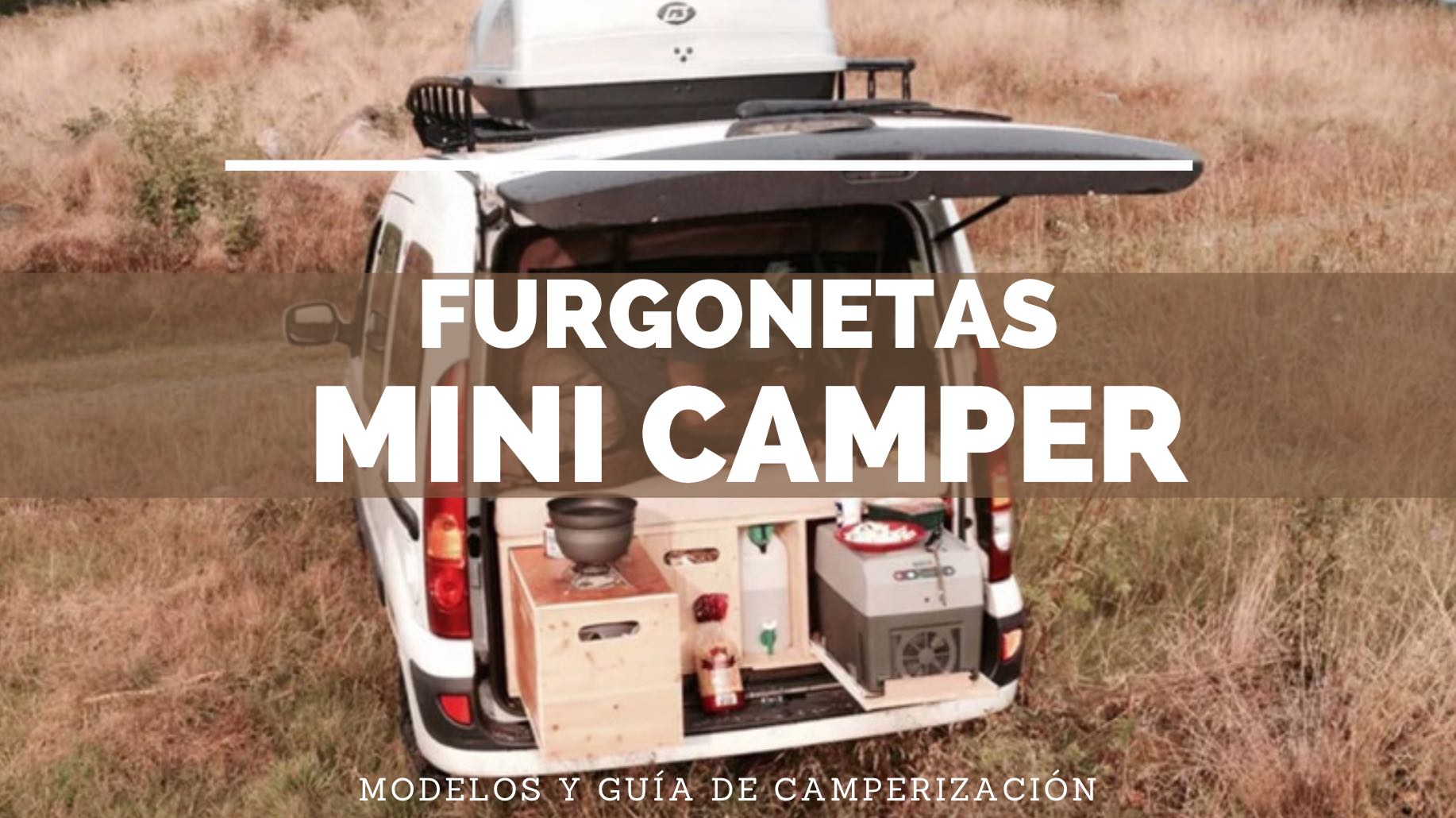 Camperizar mini camper