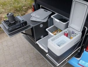 Muebles Mini Camper (Reimo)