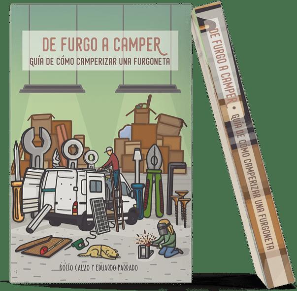 Libro De Furgo a Camper, cómo camperizar una furgoneta
