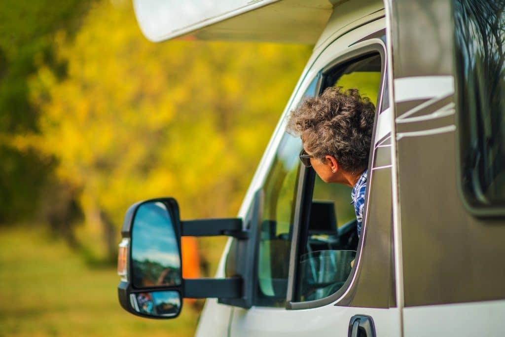 Cómo conducir una autocaravana