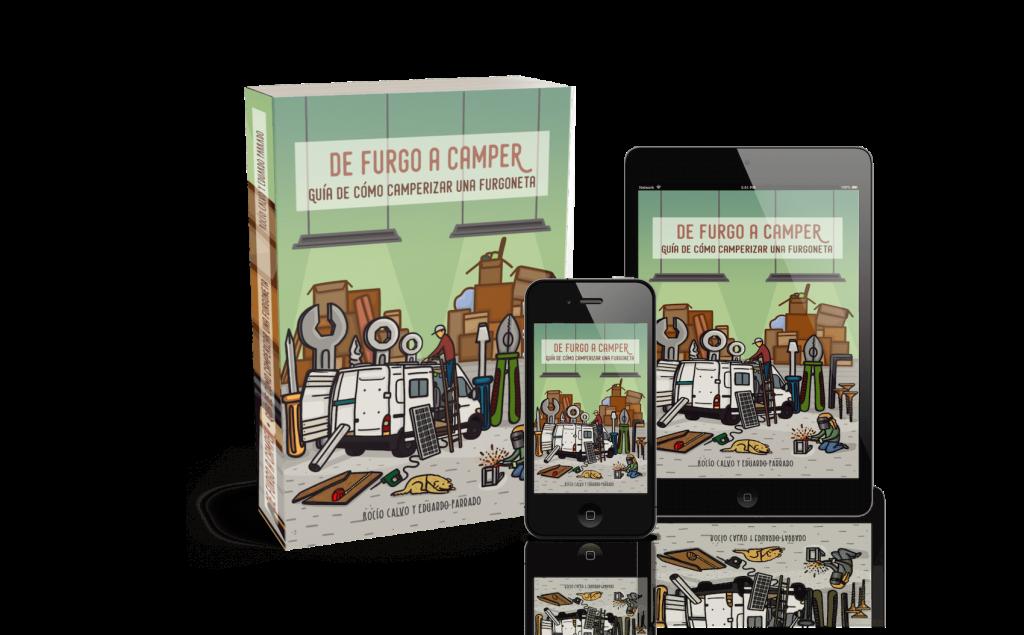 libro camperizar fuergoneta ediciones digital fisico