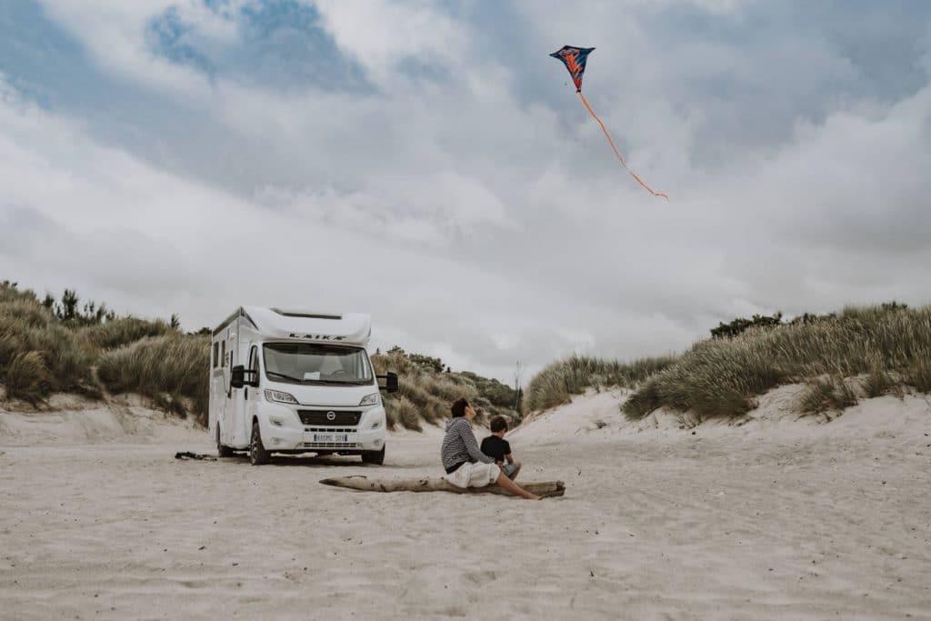 Mejores destinos para viajar con niños en camper o autocaravana