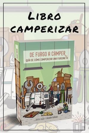 Libro camperizar furgoneta