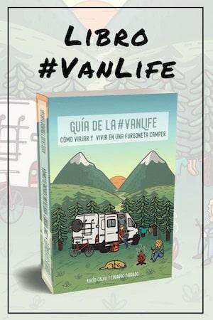 Libro viajar en furgoneta