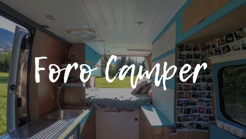 Foro Camper