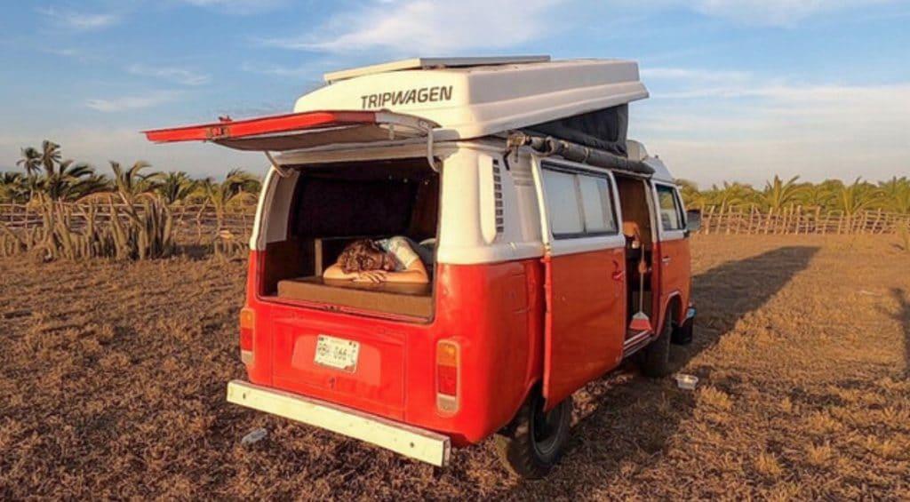 Westfalia para furgoneta camper