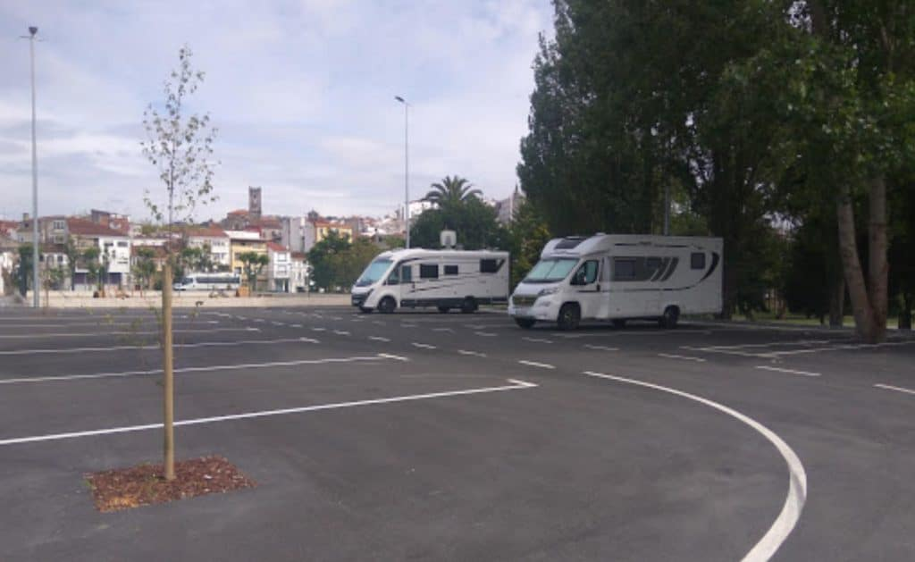 Área autocaravanas Betanzos