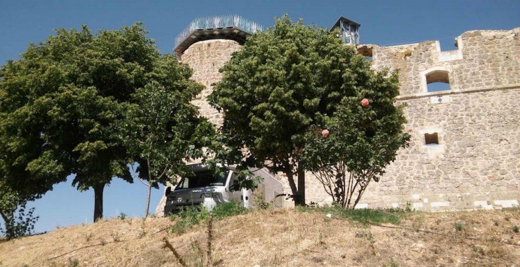 Área del Castillodegarcimuñoz