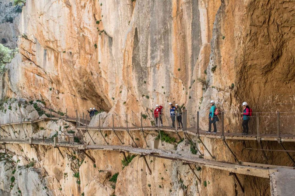 Caminito del rey (Andalucia)